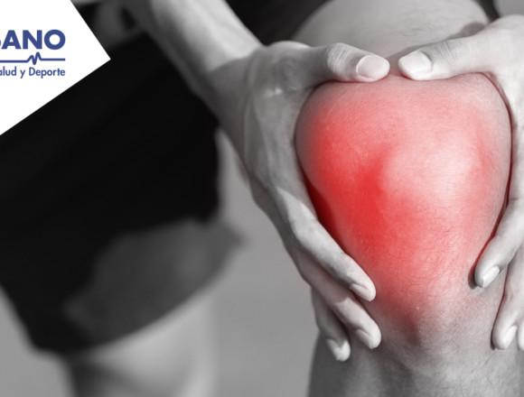 Esguince de rodilla: qué es y cómo tratarlo