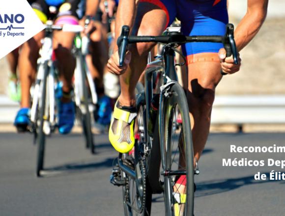 Reconocimientos médicos deportivos de élite